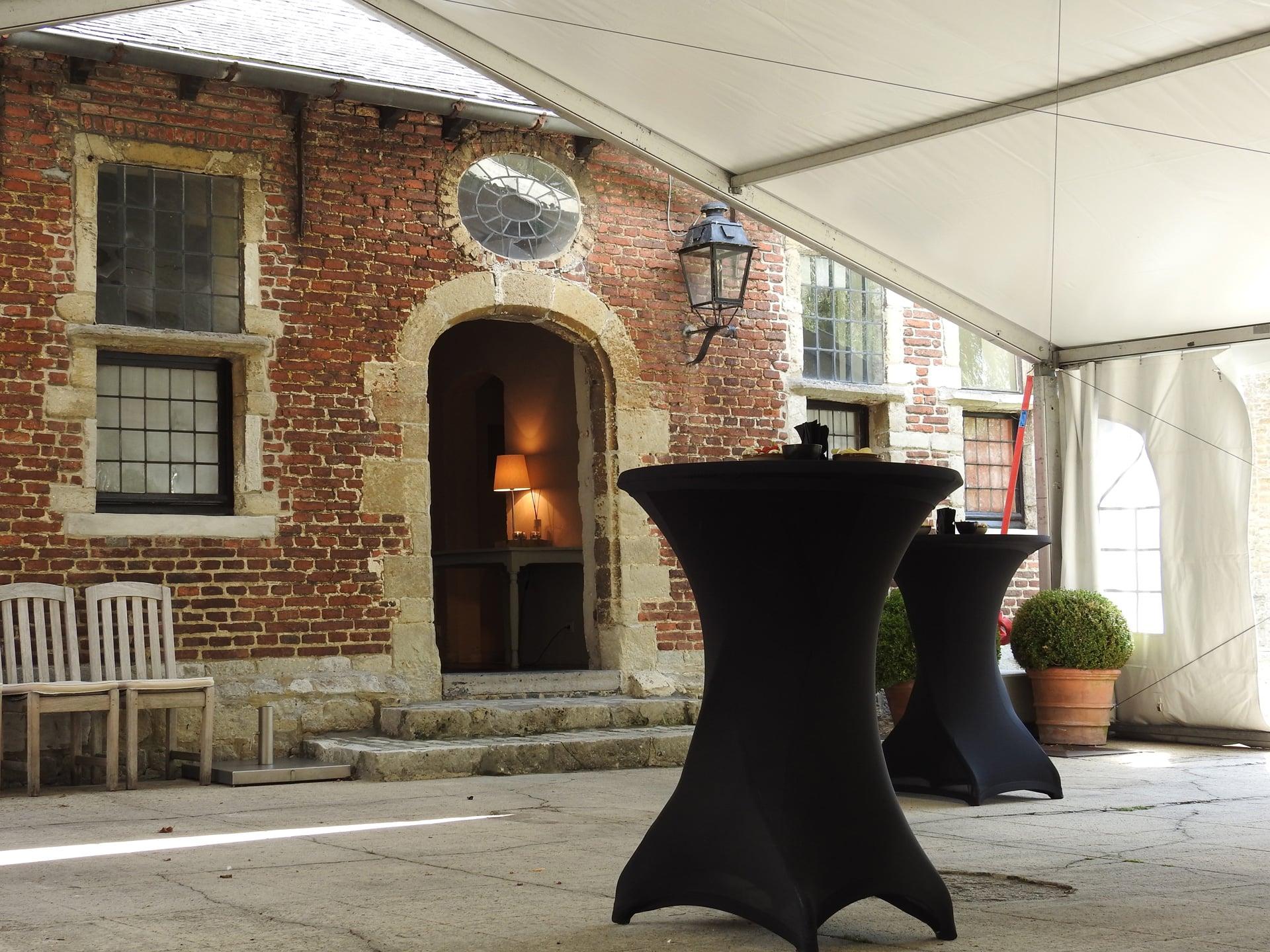Feestzaal - Kasteel Van Laarne
