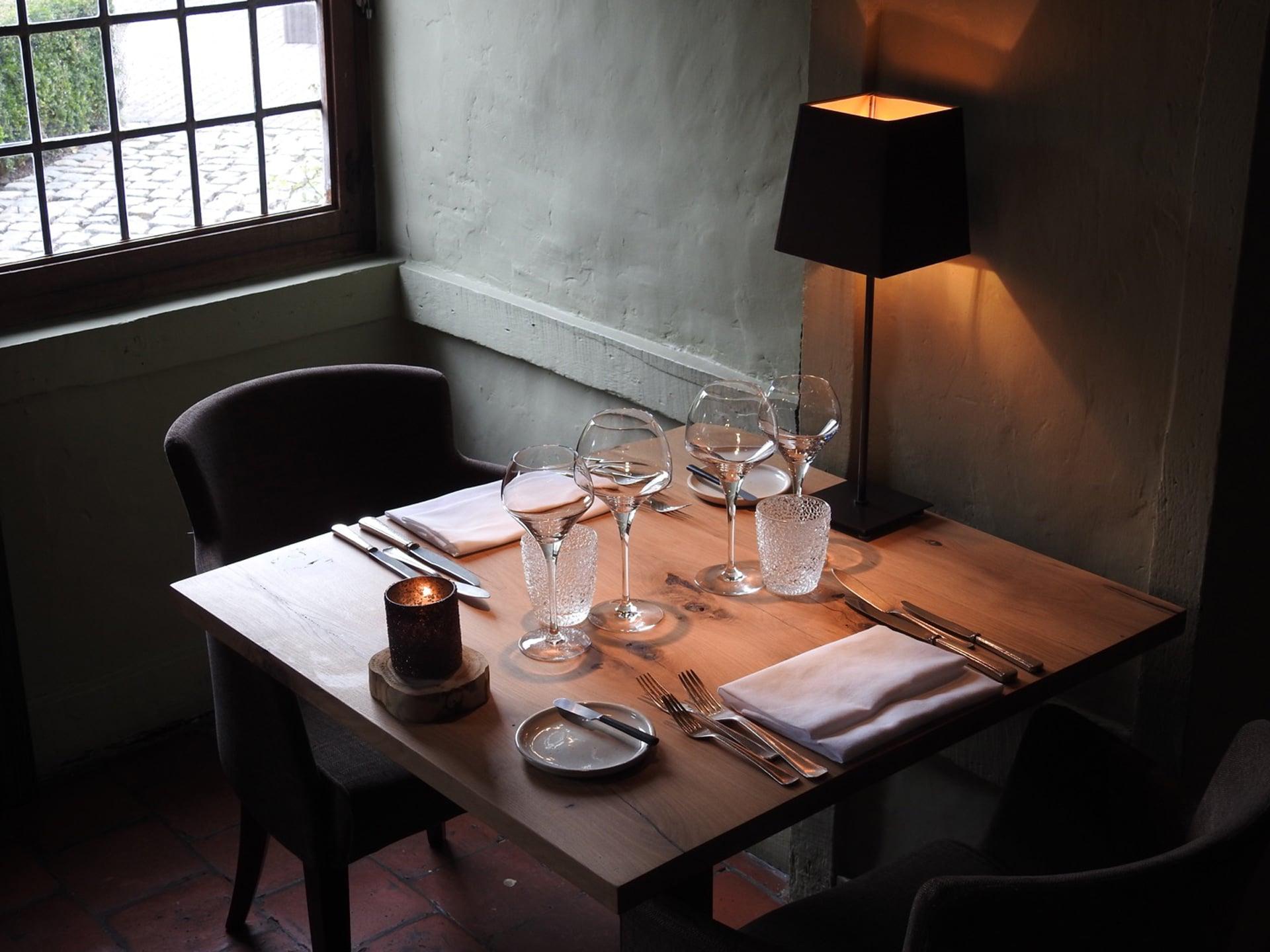Restaurant - Kasteel Van Laarne