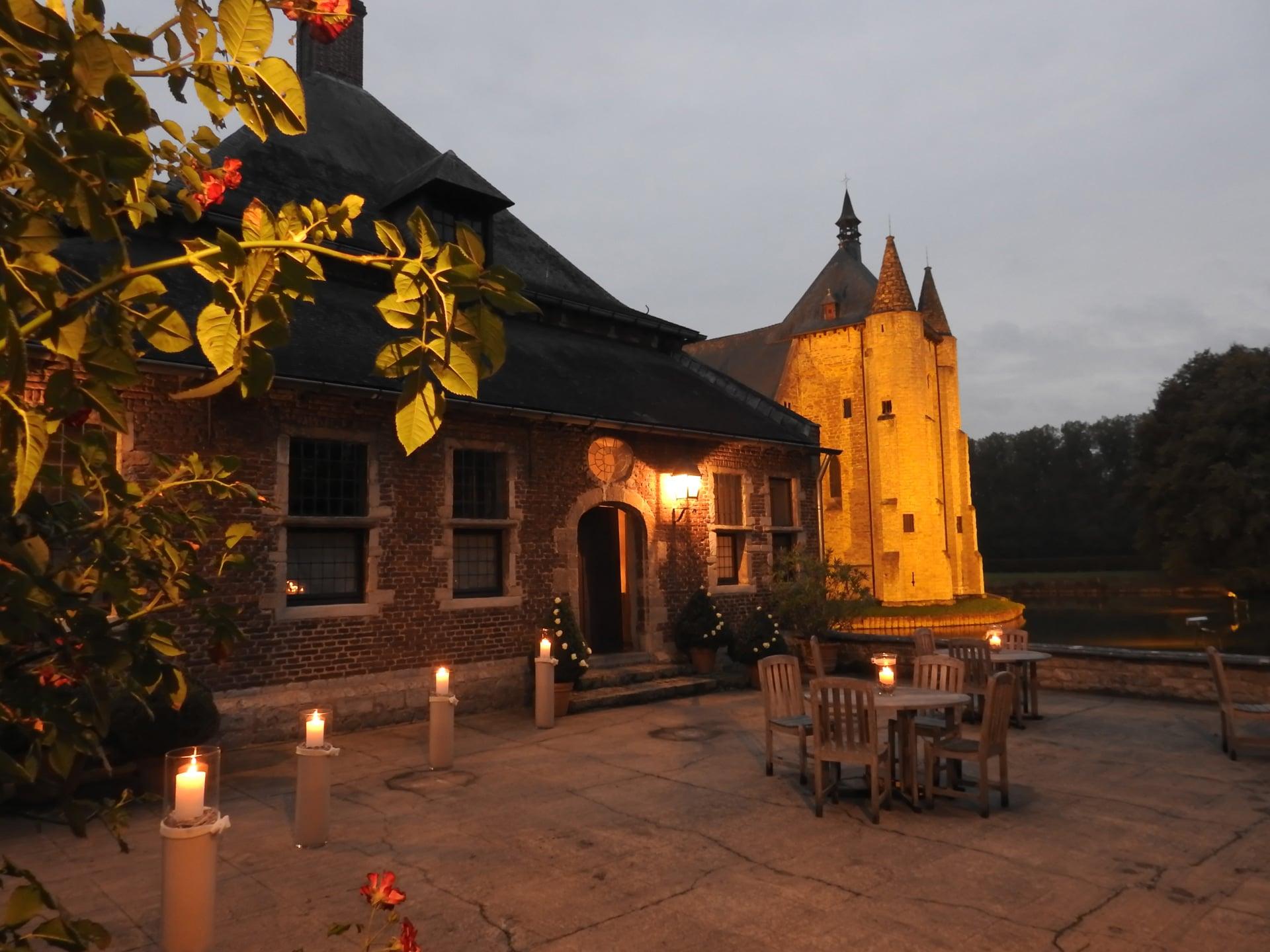 Sfeer - Kasteel Van Laarne