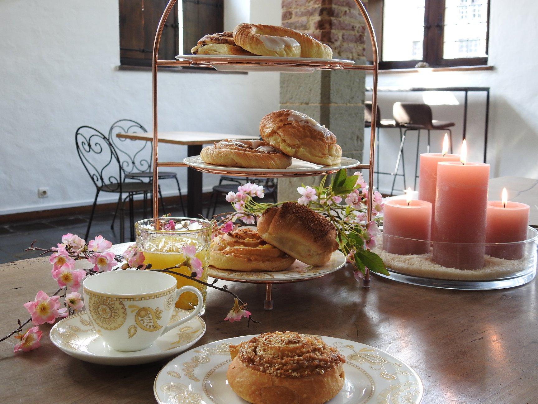 High Tea - Kasteel Van Laarne